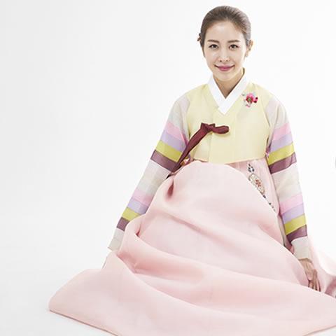 スンちゃんCAFE/韓服体験